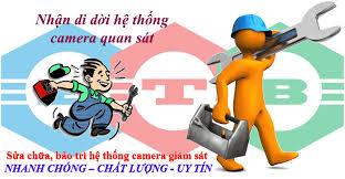 Sửa chữa camera quan sát tại huyện Nhơn Trạch