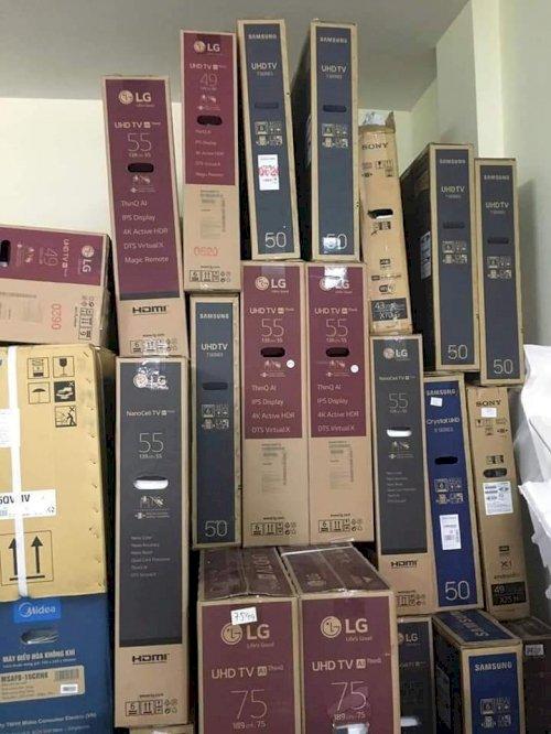 Thu mua tivi củ giá cao tại TP Hồ Chí Minh