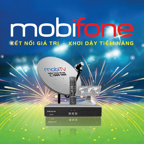 Lắp đặt truyền hình mobi TV - an viên tại Hưng Yên