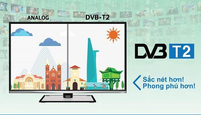 Lắp đặt truyền hình mặt đất DVB-T2 tại Kon Tum